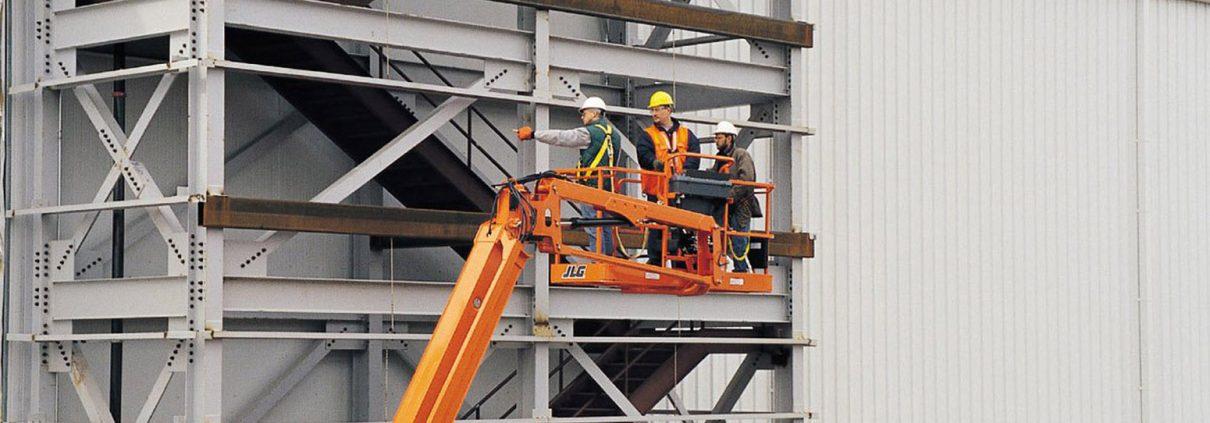 Plataforma Elevatória para Construção Civil